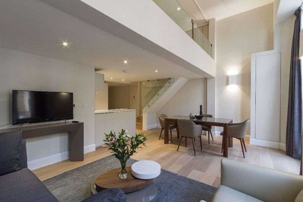 Flat Rent London Mezzanine