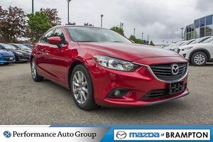 2014 Mazda MAZDA6 GS|MOONROOF|BLUETOOTH|REAR CAM|NAVI|PWR SEAT