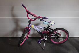 """kids bike, 16"""""""