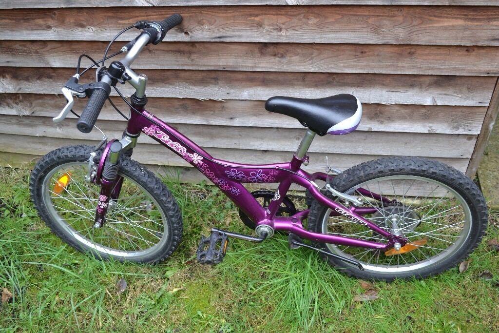 Giant Taffy 20 Inch Wheels Kids Girls Bike For 4 8 Year Old