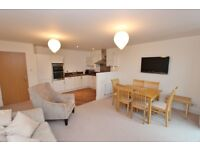 Modern 3 bedroom, top floor, furnished flat in a fantastic development - Burnbrae Place