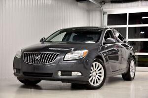 2011 Buick Regal CXL cuir, groupe électrique, garantie prolongée