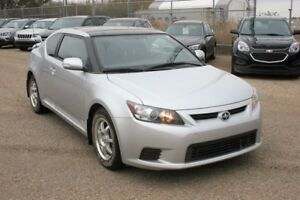 2011 Scion tC HATCHBACK, POWER SUNROOF, BLUETOOTH, USB