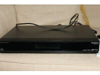 Humax Foxsat freeview HD Digital TV recorder 320gb Freesat+