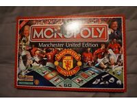 Excellent Condition 2003 Manchester United Monopoly