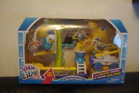 Little Live Pets Cleverkeet Toy - New!