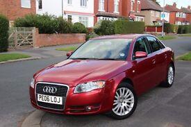 Audi A4 1.9 Tdi SE, Excellent Condition,2 Owners, MOT April 17, F/S/H
