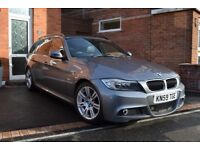BMW 320i Touring M Sport - 54k - Fully Loaded, Excellent Condition. Sat Nav, FSH, Leather