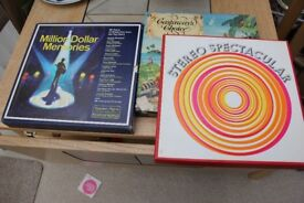Vinyl Record Sets