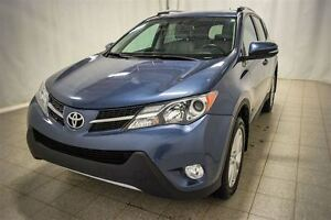 2014 Toyota RAV4 Limited, AWD, Navigation, Cuir, Radio Satellite