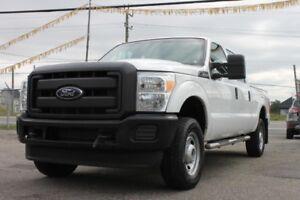 2012 Ford Super Duty F-250 SRW XL*4X4*CREW*A/C*CRUISE*GARANTIE 1