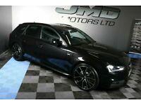2013 AUDI A4 2.0 TDI AVANT S LINE BLACK EDITION STYLE 141 BHP AUTO (FINANCE AND WARRANTY)
