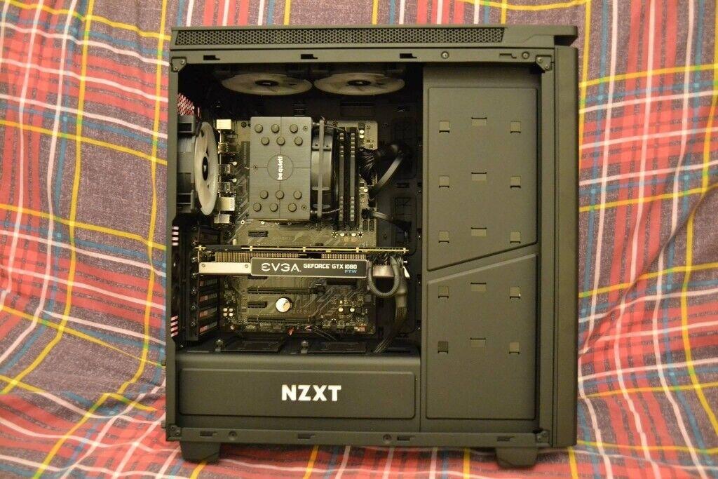 KUDA GAMING PC - i5 9400F - 16GB DDR4 - RTX 2080 - 480GB SSD - WIN 10 - 5  STAR - 3 YEAR WARRANTY   in East End, Glasgow   Gumtree