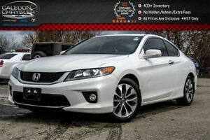 2014 Honda Accord EX-L|Navi|Sunroof|Backup Cam|Bluetooth|Keyless