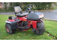 Toro Sand Pro 5000 with Tow Bar