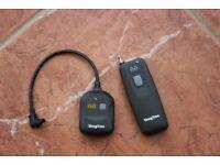 Wireless Remote for Canon digital Cameras