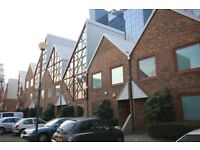 Beautiful Open plan office, walking distance to Canary Wharf! Monthly Share or full unit long lease!