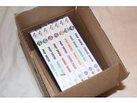 Peep Show Complete Series 1 - 7 DVD Box Set - Region 2, BNIB, original packaging