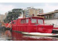 Beautiful 35ft Narrowboat Houseboat Liveaboard Barge