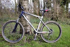 GT mountain bike aggressor xc3