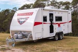 2016 Winnebago Burke C Caravan Northgate Brisbane North East Preview