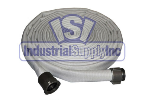 "Fire Hose | Double Jacket | 1-1/2"" x 50 FT 