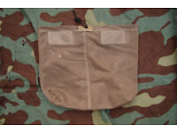 NEW - British Army Issue Mesh Helmet Storage Bag