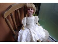 Antique Armand Marseille Bisque Doll