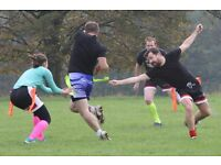 Free Adult Tag Rugby Taster Sessions - Bradford, Leeds & Wakefield