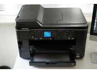 A3/A4 Printer Epson WorkForce WF-7525 in VGC