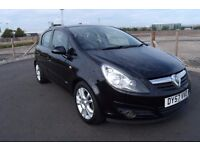 VAUXHALL CORSA 1.4 SXi 5 DOOR AIR CON BLACK