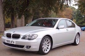 BMW 7 SERIES 5.0 750i Sport 4dr FULL SERVICE HISTORY , 2 KEYS 2007