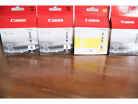Cartridges for Cannon Printer x5