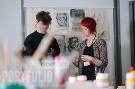 Art portfolio tutoring/mentoring