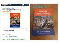 University text books individual prices