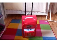 Kids CARS Suitcase