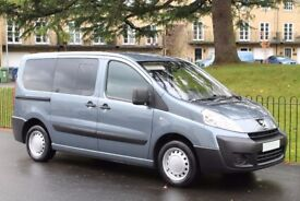 **2008 PEUGEOT EXPERT TEPEE COMFORT 1.6L 6 SEATER WHEELCHAIR ACCESSIBLE**