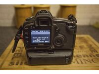 Canon 5D mk1 Body with Canon Battery grip 4 Batteries