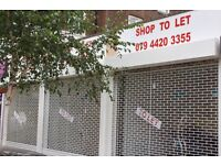 Shop To let with new lease in front of Kensigton Olympia