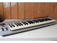 [BARGAIN] MIDI USB KEYBOARD CONTROLLER, EVOLUTION MK-249C