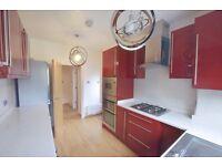 (Dunstans Rd) 3 bedrooms 1st-floor garden maisonette to let in East Dulwich.Partfurnished,woodfloors