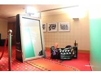 Magic Mirror Hire / Photobooth / Photo Booth Hire from £249*