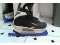 ice hockey boots size 7