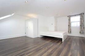 SPACIOUS room in newly refurbished flat close to turnpike lane tube station