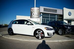 2016 Volkswagen Golf GTI 3-Dr 2.0T Autobahn 6sp DSG at w/Tip
