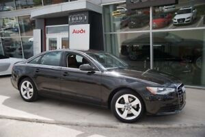 2013 Audi A6 2.0T quattro | Homelink