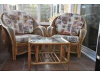 4 piece Conservatory Furniture