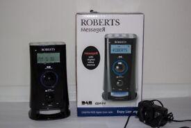 Roberts MessageR Radio
