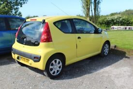 Delightful little car. Great on fuel and Road tax, easy to park. Fantastic little run around.
