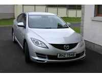 Mazda 6 needs new engine otherwise great condition.